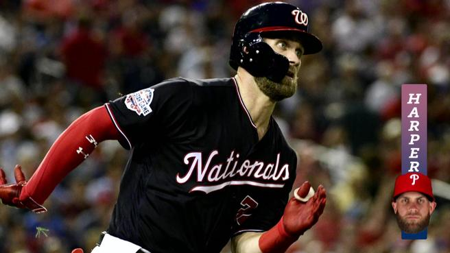 How many homers would Bryce Harper hit at Citizens Bank Park? Let's take a look