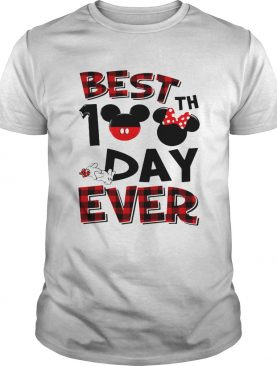 Best 100th day ever shirt