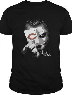 Chicago Bears Joker Poker shirt