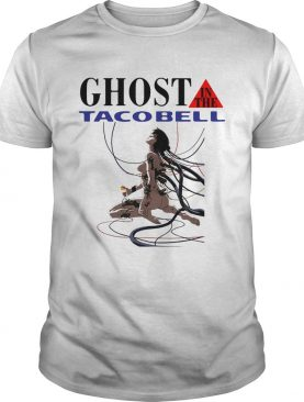 Ghost in the Shell Ghost in the Taco Bell shirt