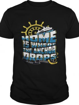 Home is where the anchor drops Buhay Marino shirt
