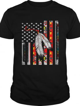 Native American Veteran T-Shirt