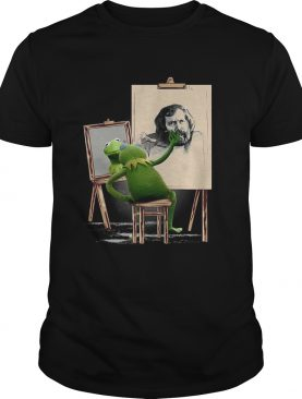 The Muppets Jim Henson painting shirt