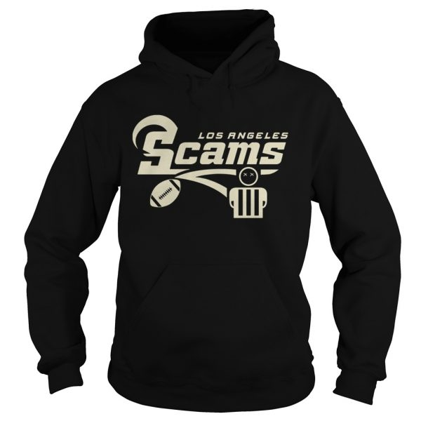 Hoodie Los Angeles Rams scams shirt