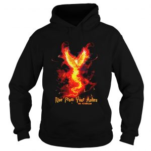 Hoodie RiseFrom Your Ashes MS Warrior shirt