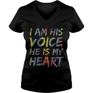 Ladies Vneck Some people dont believe in super heroes but they have never met my poppy shirt