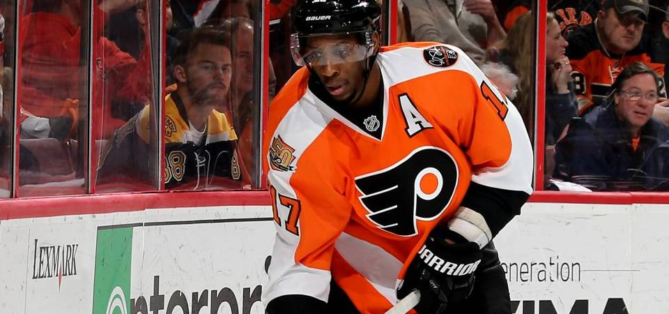 Predators acquire Wayne Simmonds from Flyers for Ryan Hartman, draft pick