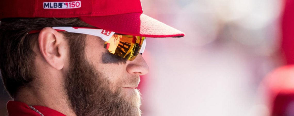Bryce Harper's Phillies debut: Long-awaited ovation and Phanatic-inspired cleats ring in new era