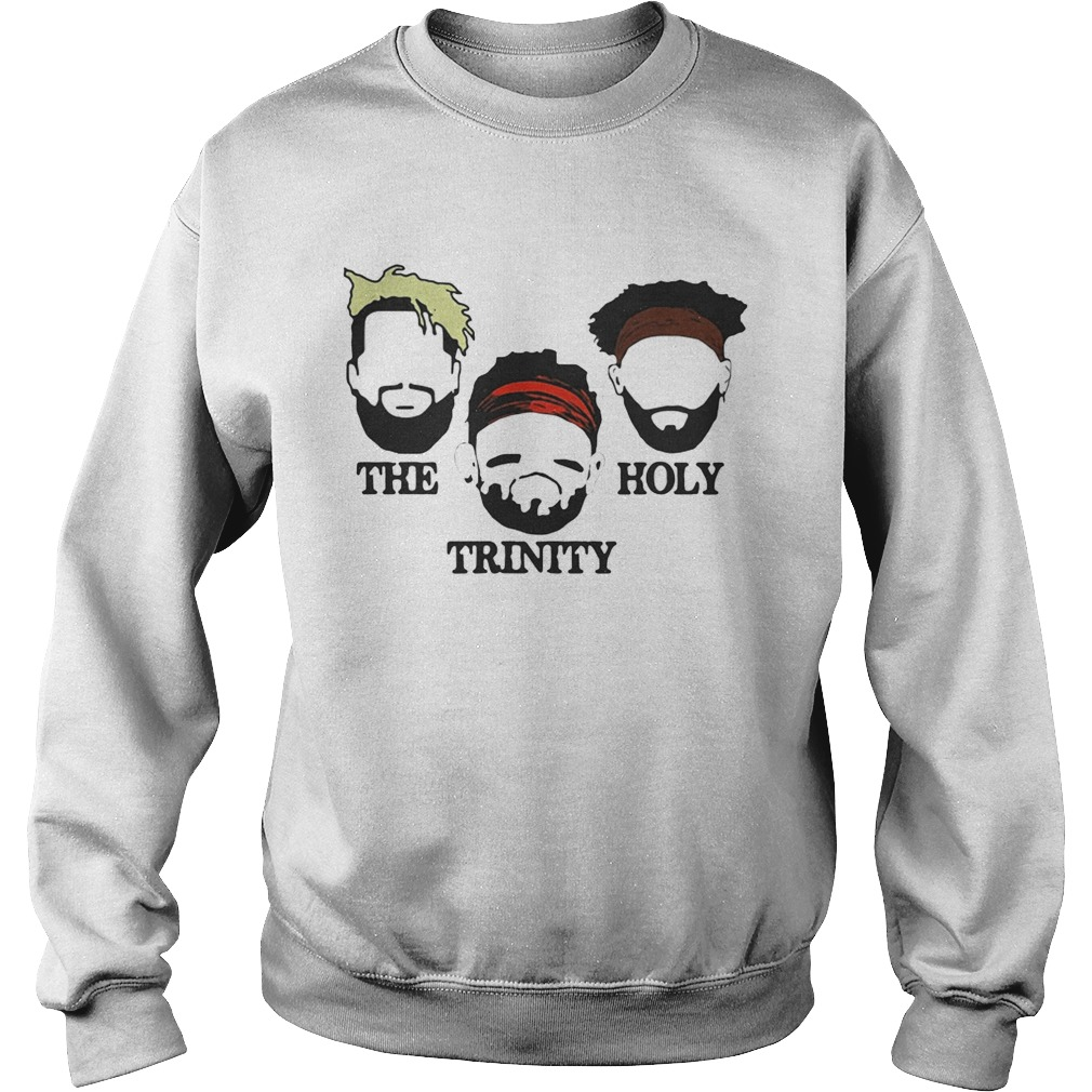 Cleveland Browns Christmas Sweater.Cleveland Browns The Holy Trinity Shirt