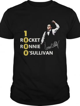 1000 Rocket Ronnie O'Sullivan shirt