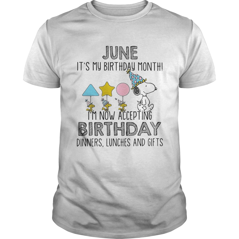Guys June Its My Birthday Month Im Now Accepting Dinners Lunches And Gifts