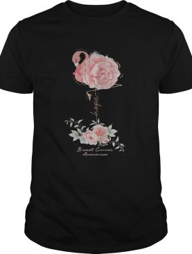 The Rose Breast Cancer Awareness Shirt