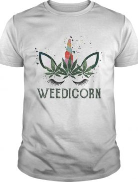 Weedicorn shirt