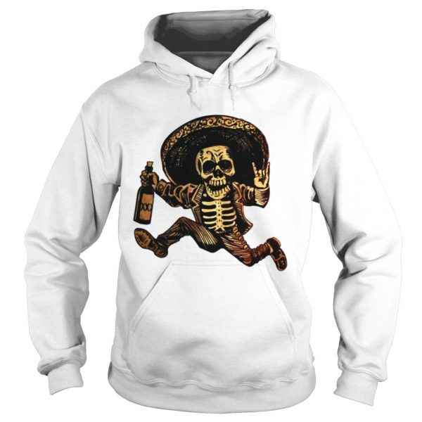 Hoodie Day of the Dead Posada shirt