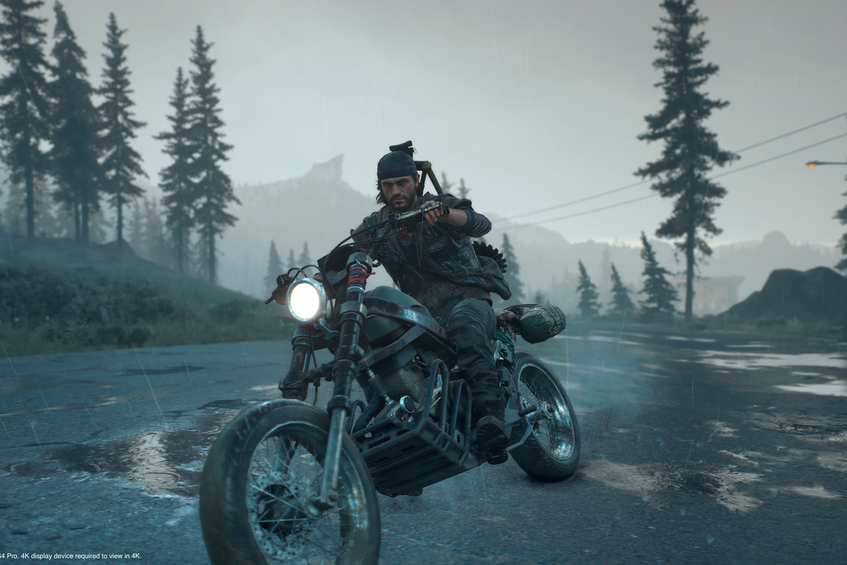 Days Gone is a lavishly produced, painfully generic PS4 zombie game