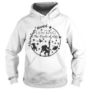 Fairy Tale world the lion king the circle of life Hoodie