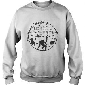 Fairy Tale world the lion king the circle of life Sweatshirt