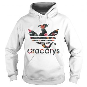 Flower Dracarys Adidas Dragon Game Of Thrones Hoodie