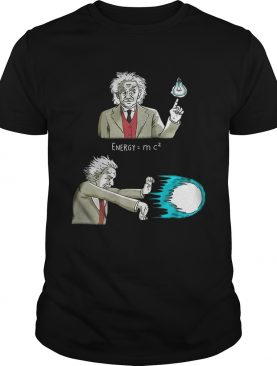 Albert Einstein Energy ' Super Energy Shirt
