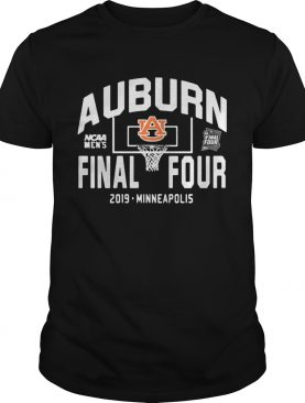 Auburn Tigers Final Four 2019 Minneapolis shirt