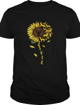 Deer sunflower you are my sunshine shirt