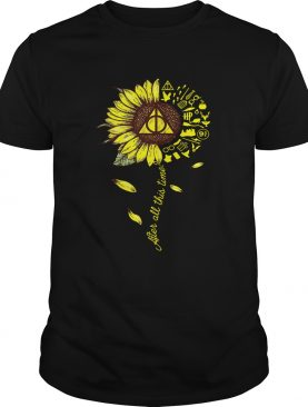 Harry Potter sunflower after all this time shirt