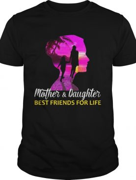 MotherDaughter Best Friends For Life TShirt