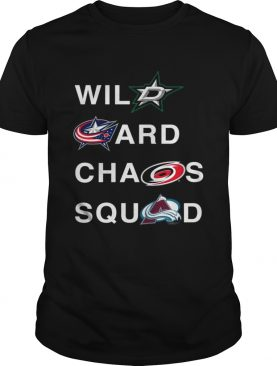 Nhl Wild Card Chaos Squad shirt