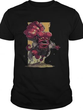 Official Hellboy Original Art shirt