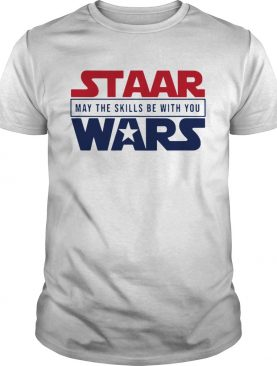 Staar Wars my the skills be with you shirt