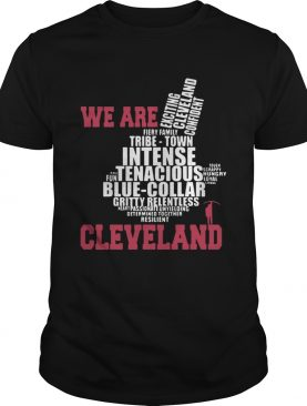 Trevor Bauer We Are Cleveland shirt