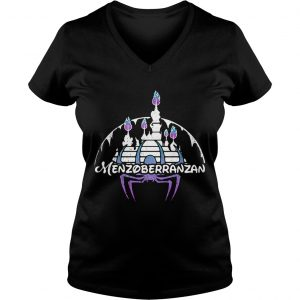 Menzoberranzan Disney Ladies Vneck
