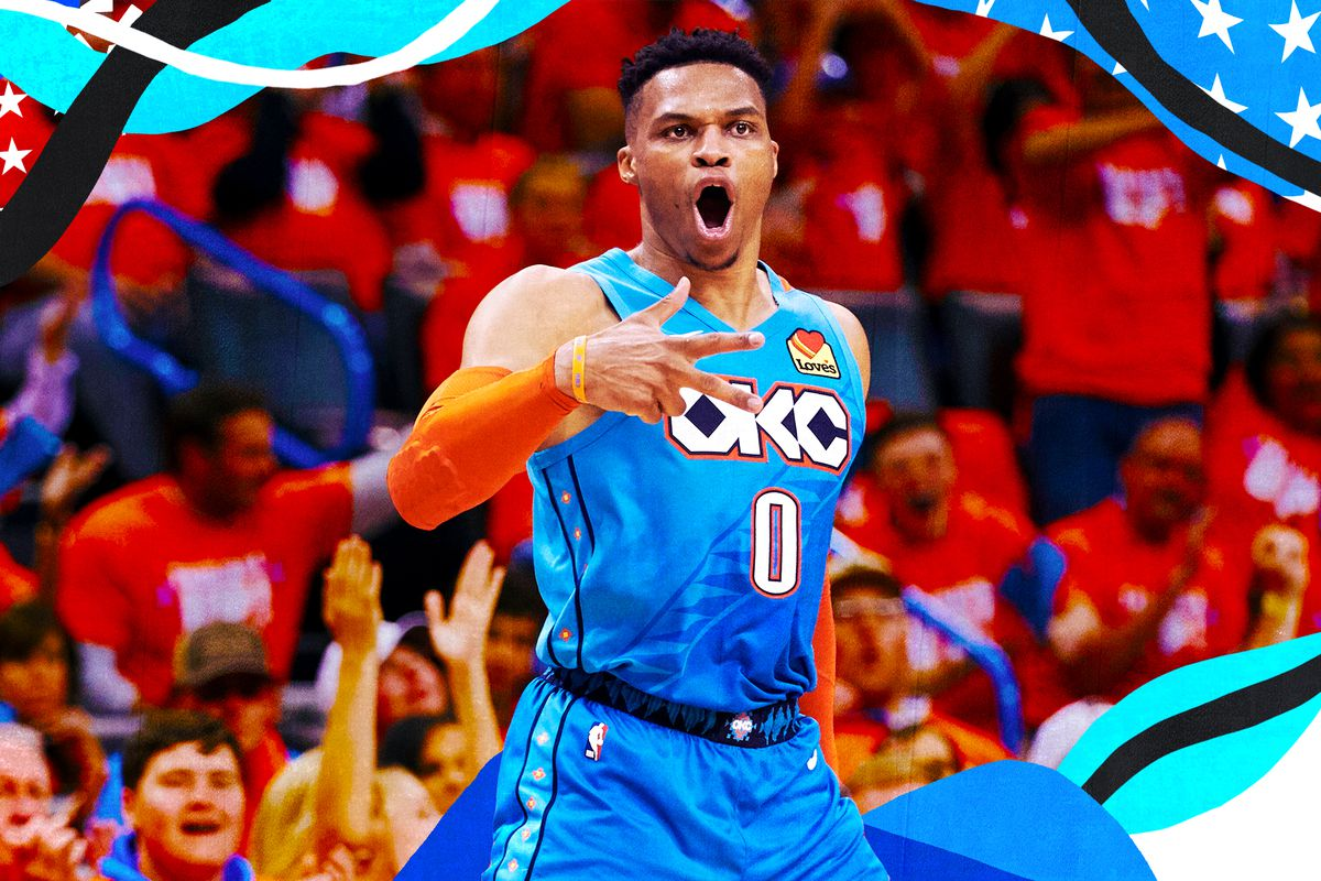 Russell Westbrook still can't overcome Russell Westbrook