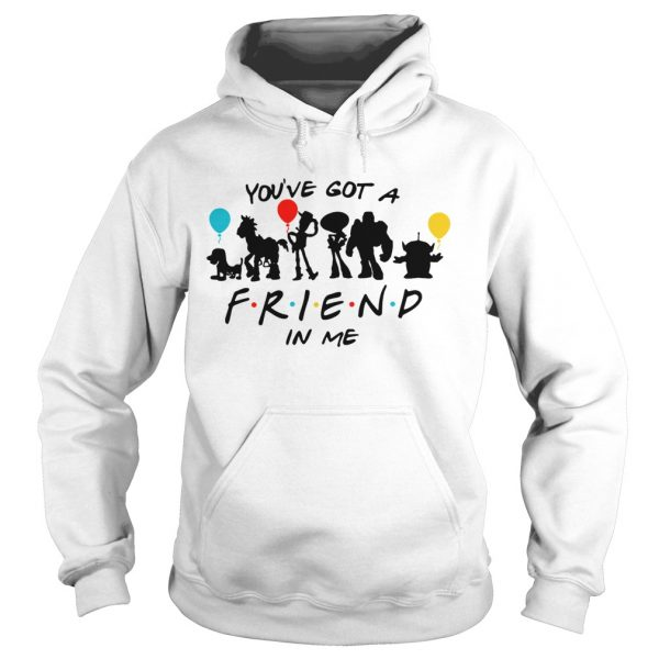 Toy Story youve got a friend in me Hoodie