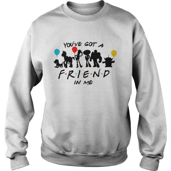 Toy Story youve got a friend in me Sweatshirt