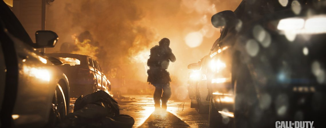 Call of Duty: Modern Warfare is a tense and daring reboot of the beloved shooter series