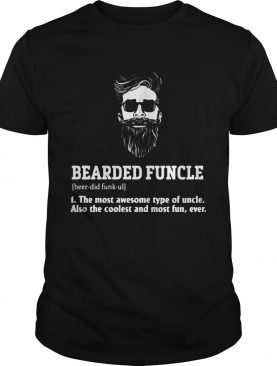 Bearded Funcle T-Shirt
