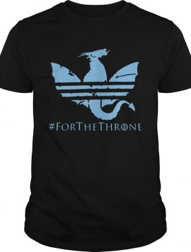 Dracarys adidas ForTheThrones Game of Thrones shirt