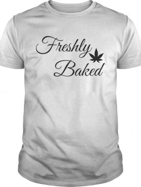 Freshly baked shirt