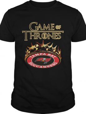 Game of Thrones Tampa Bay Buccaneers mashup shirt