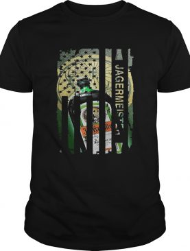 Jagermeister US flag shirts