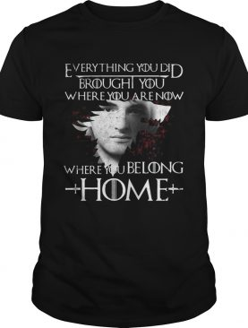 Jaime Reunion everything you did brought you Game of Thrones shirt
