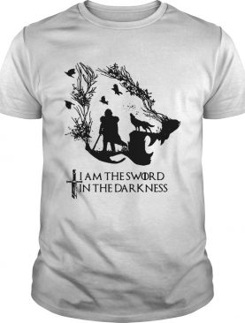 Jon Snow I am the sword in the darkness Game of Thrones shirt