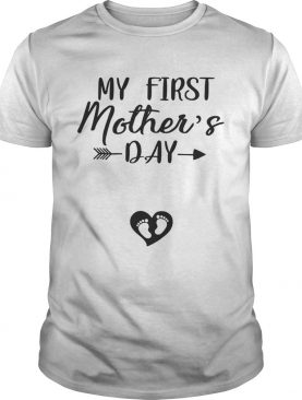 My First Mother's Day Tshirt