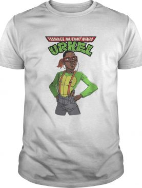 Teenage Mutant Ninja Urkel shirt