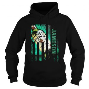 Jameson whisky Independence Day American flag Hoodie