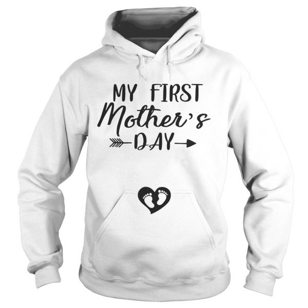 My First Mothers Day Hoodie