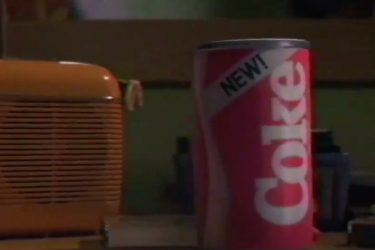 New Coke is back after 34 years. Thank 'Stranger Things' season 3