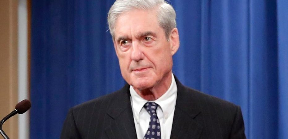Robert Mueller in first public remarks says charging Trump was 'not an option we could consider'