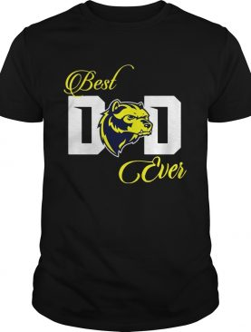 Best Michigan Wolverines Dad Ever Football Tshirt
